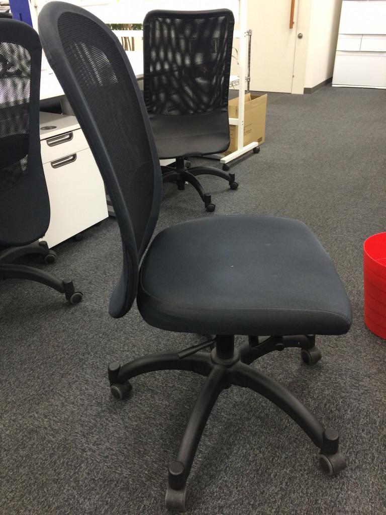 最初に与えられた椅子